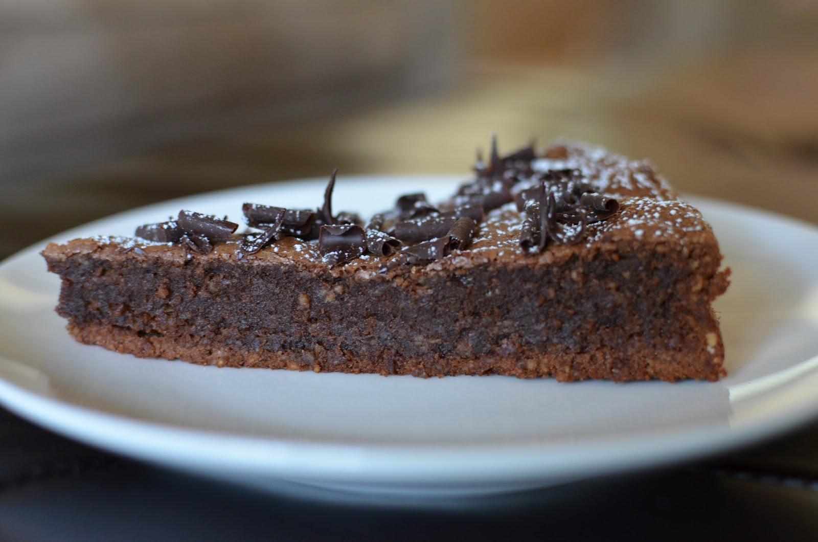 Giada Chocolate Cake Hazelnut