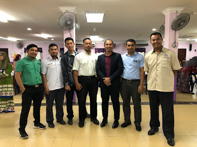 Pembugaran PAK21 di SMK Dato Usman Awang