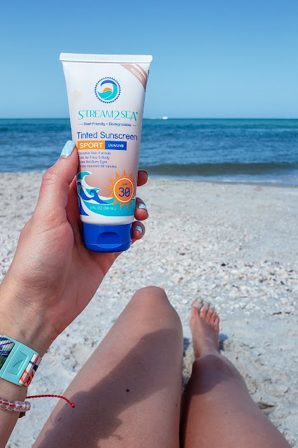 Reef Safe Mineral Sunscreen