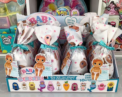 Игрушки Baby Born Surprise Series 2