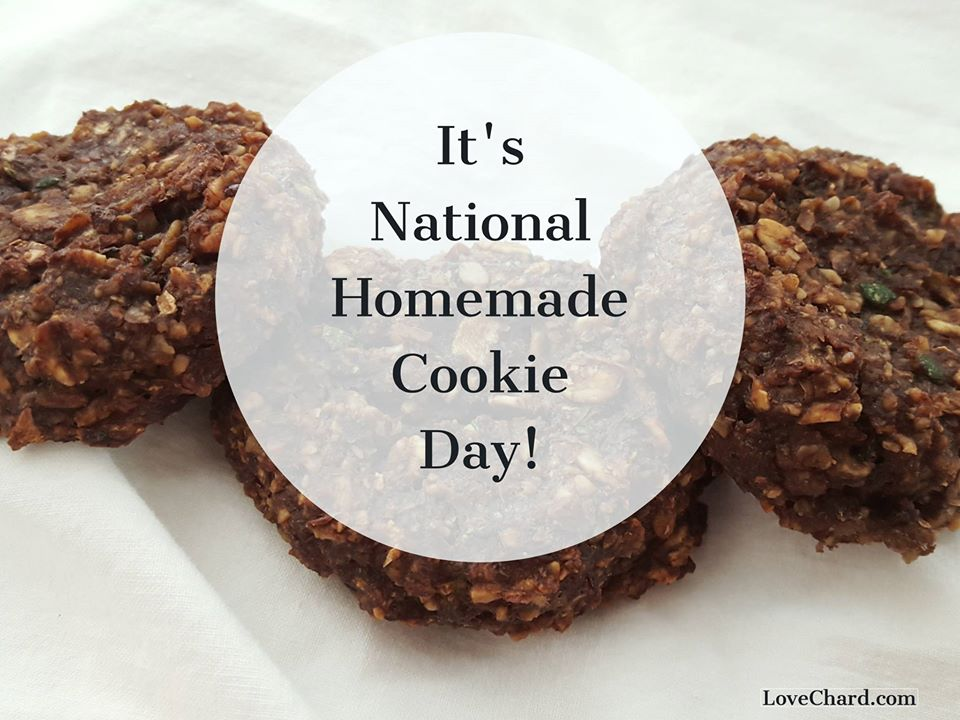 National Homemade Cookies Day Wishes