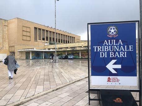 Bari: al via il processo per gli imputati Banca Popolari di Bari