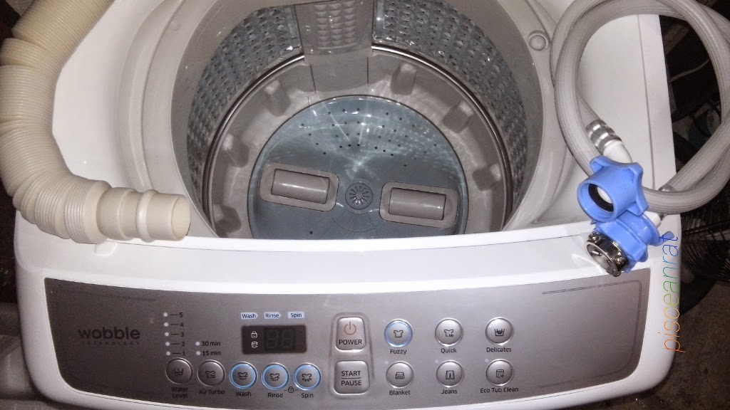 Samsung, Fully Automatic Topload, Washing Machine, Wobble, WA75H4200SW 7.5 kg, price, review,