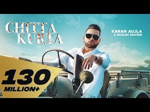 Chitta Kurta Lyrics In Punjabi Karan Aujla Ft Deep Jandu