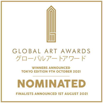 "NOMINACIONES ""THE GLOBAL ART AWARDS 2021"" DE TOKIO"