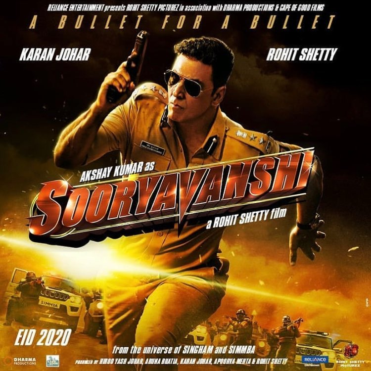 Sooryavanshi Movie (2020) Trailer, Cast, Release Date, Budget