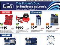 Lowes Weekly Sales Ad June 17 - 23, 2021