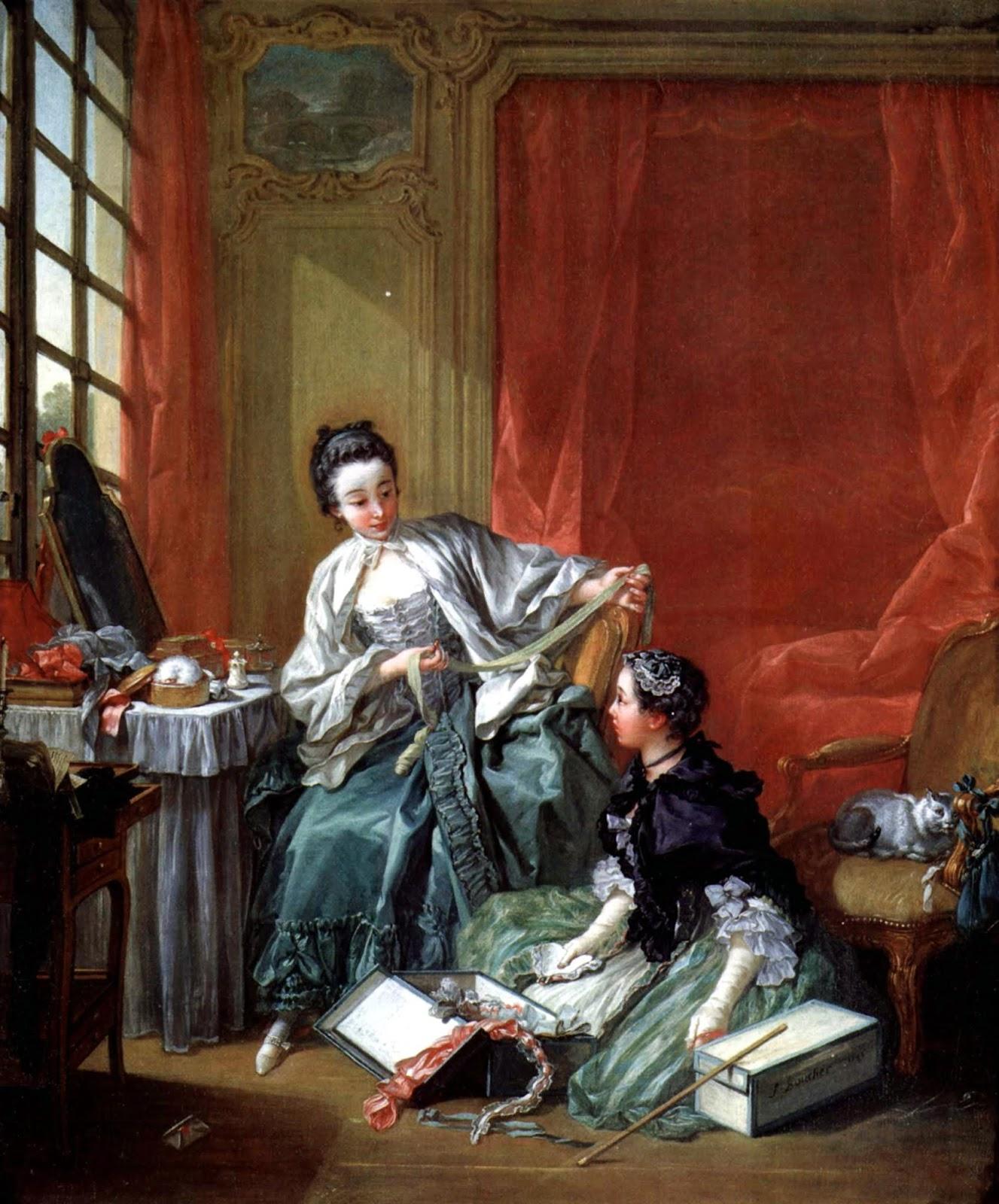 Krawcy, krawcowe i sprzedawczynie mody: zakupy odzieżowe w XVIII-wiecznej Francji