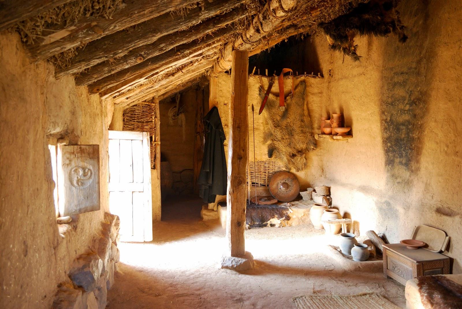 soria spain numancia yacimiento arqueologico