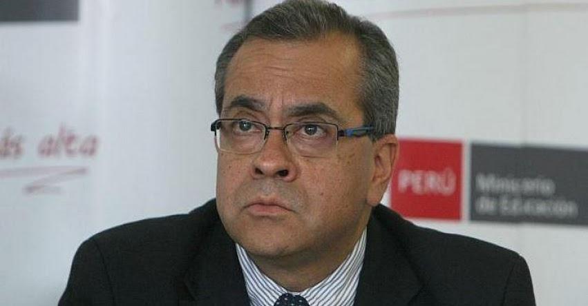 Jaime Saavedra Chanduví será jefe de Educación en el Banco Mundial