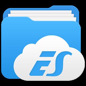ES File Explorer Android App Logo