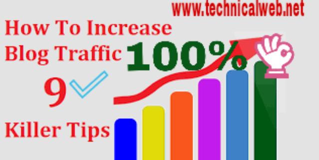 Increase Blog Traffic Fast
