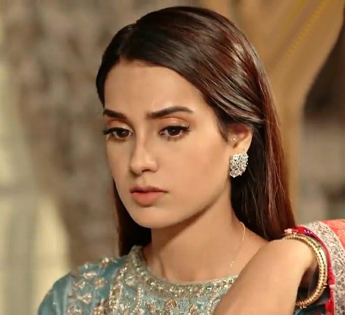 Iqra Aziz in Khuda aur mohabbat Season 3 Images