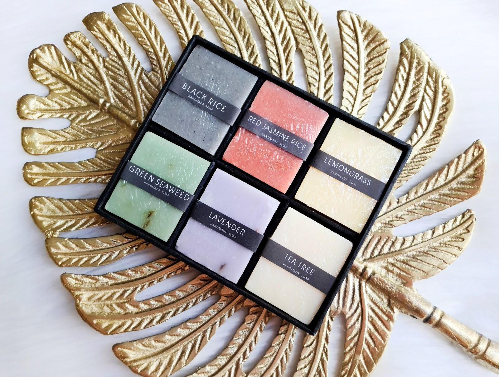 bodhi cosmetics soap set