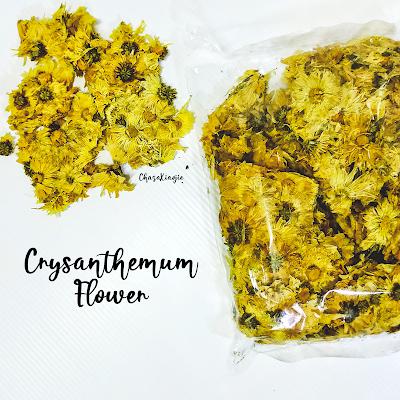 Chrysanthemum Kedai Ubat Cina Melaka
