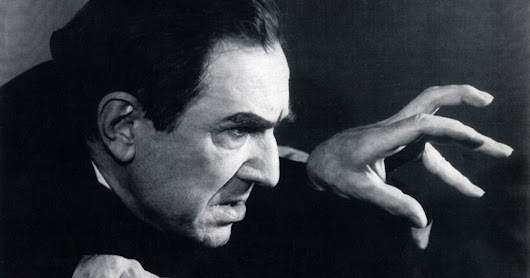 Bela Lugosi (1882-1956), Christopher Lee (1922-2015) e Dracula (immortale ...)