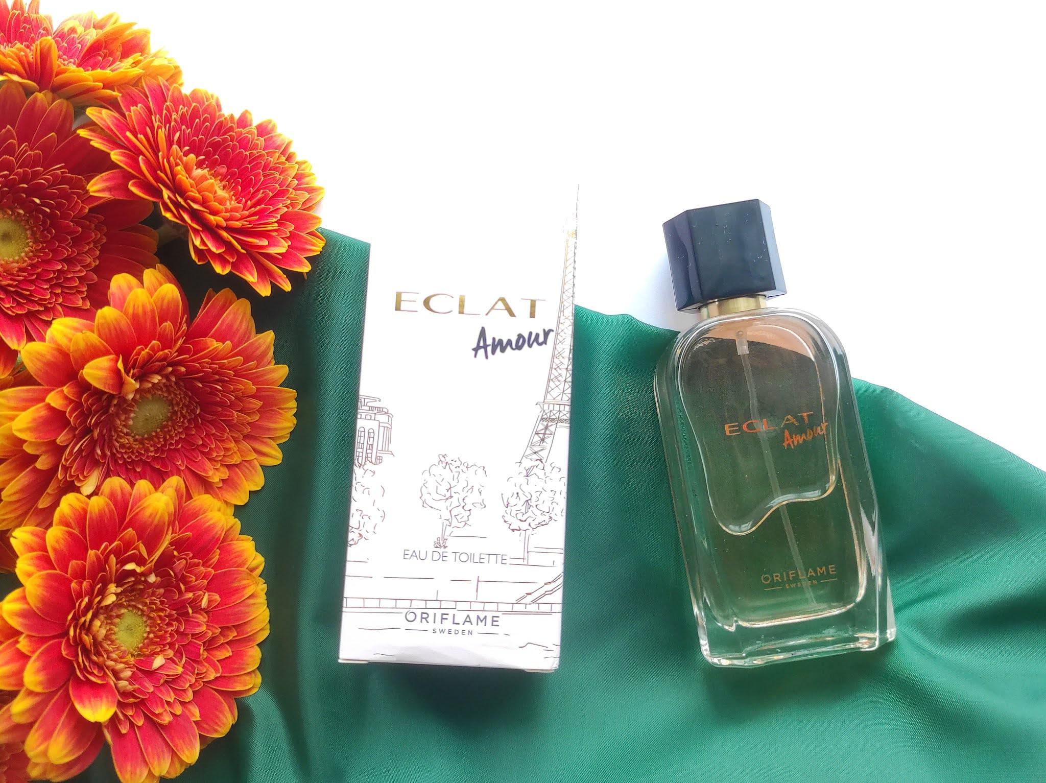 Eclat Amour recenzja perfum