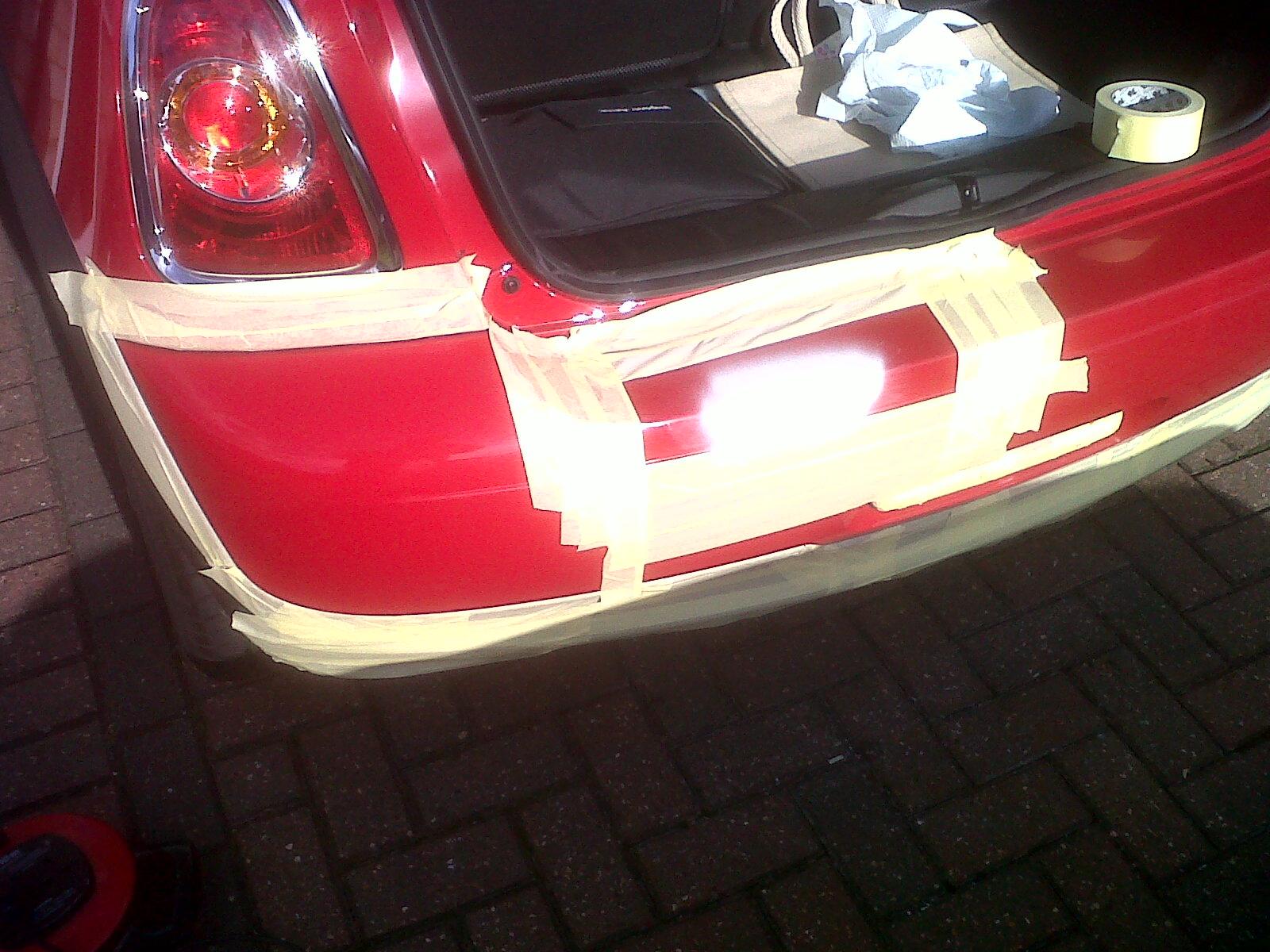 Car Scuff Repair Kent