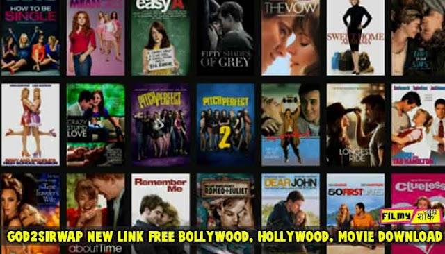 God2SirWap New Link Bollywood, Hollywood, Movie Download