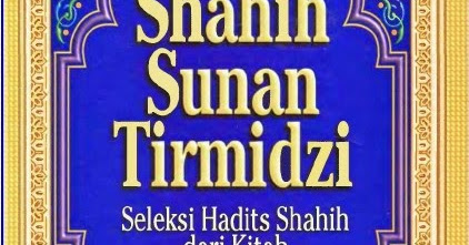 Download Kitab Hadits Sunan At-Tirmidzi Jilid 1-3 (Pdf)