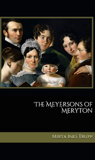 Book cover: The Meyersons of Meryton by Mira Ines Trupp