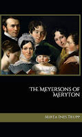 Book cover: The Meyersons of Meryton by Mirta Ines Trupp