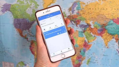 Google Translate is testing a redesign