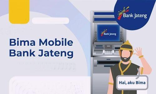 Foto Cara Mudah Daftar, Aktivasi dan Masuk M Banking Bank Jateng di Aplikasi Bima Mobile Terbaru - www.herusetianto.com