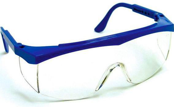Gambar Kacamata sebagai alat pelindung mata