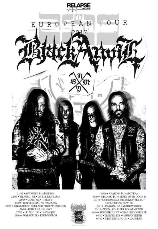 black anvil discography