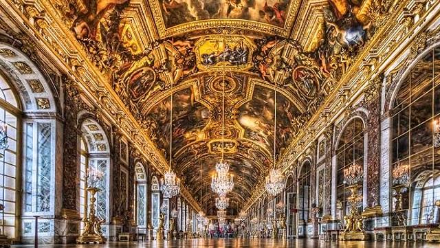 Palácio de Versalhes/Reprodução