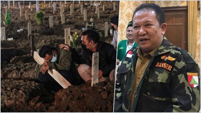 PKS Kritik Bupati Jember Terima Honor Pemakaman Jenazah Corona Rp70 Juta: Sakit!
