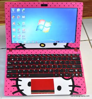 Jual Notebook Asus EEPC 1025C - 10.1 Inchi - Banyuwangi
