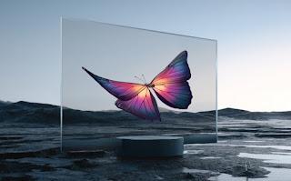 MI TV LUX Transparent Edition TV