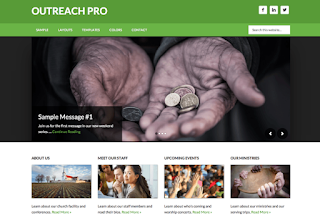 Free Download Outreach Pro Genesis Child Theme