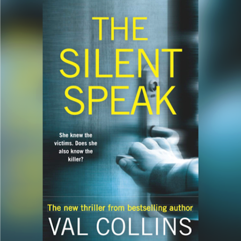 She knew the victim. Does she also know the killer?…#TheSilentSpeak #Review #Thriller #BookSirens #ValCollins @valcollinsbooks