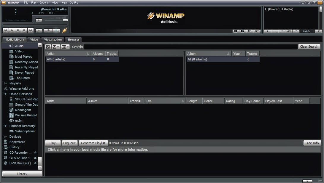 Winamp, Download Winamp, Winamp Download, Free Download Winamp