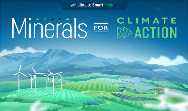 Minerals For Climate Action