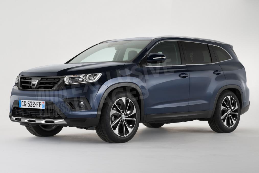 immagini ufficiali della Nuova Dacia Duster 2017-2018