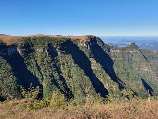 Cânion Monte Negro