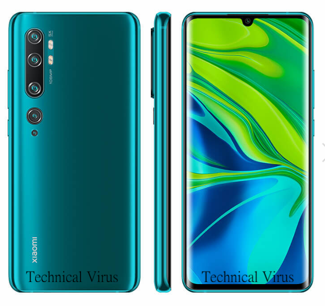 Mi Note 10 Pro with DxOMark 121