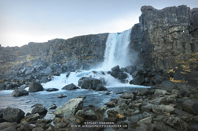 Golden circle Tour, Tectonic plates, Þingvellir National Park