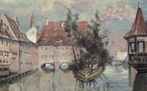 By the waters of Germany [1914] PDF book