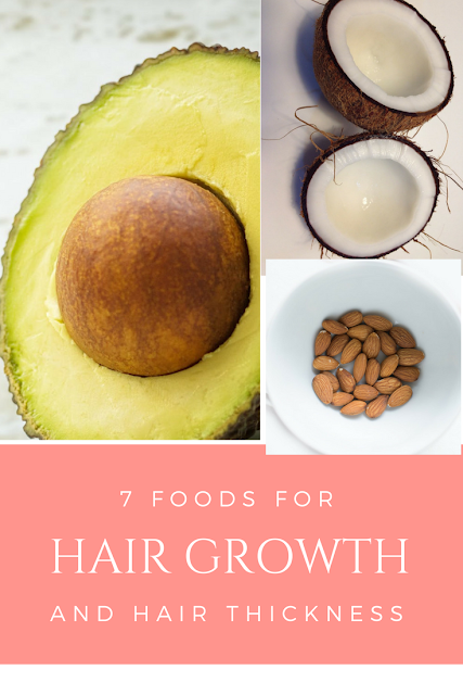 7 foods for hair growth