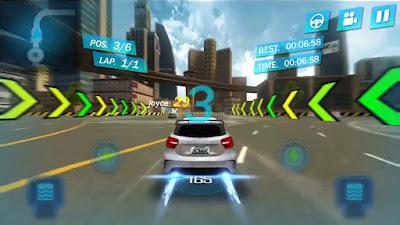 لعبة Street Racing 3D مهكرة جاهزة للاندرويد, لعبة Street Racing 3D مهكرة بروابط مباشرة