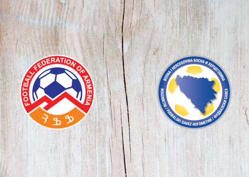 Armenia vs Bosnia-Herzegovina -Highlights 8 September 2019