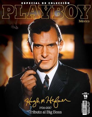 El mes pasado en Playboy Mexico: