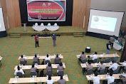 Tingkatkan Pelayanan Publik, Polresta Pontianak Kota Menggelar Pelatihan Kepada Seluruh Personel