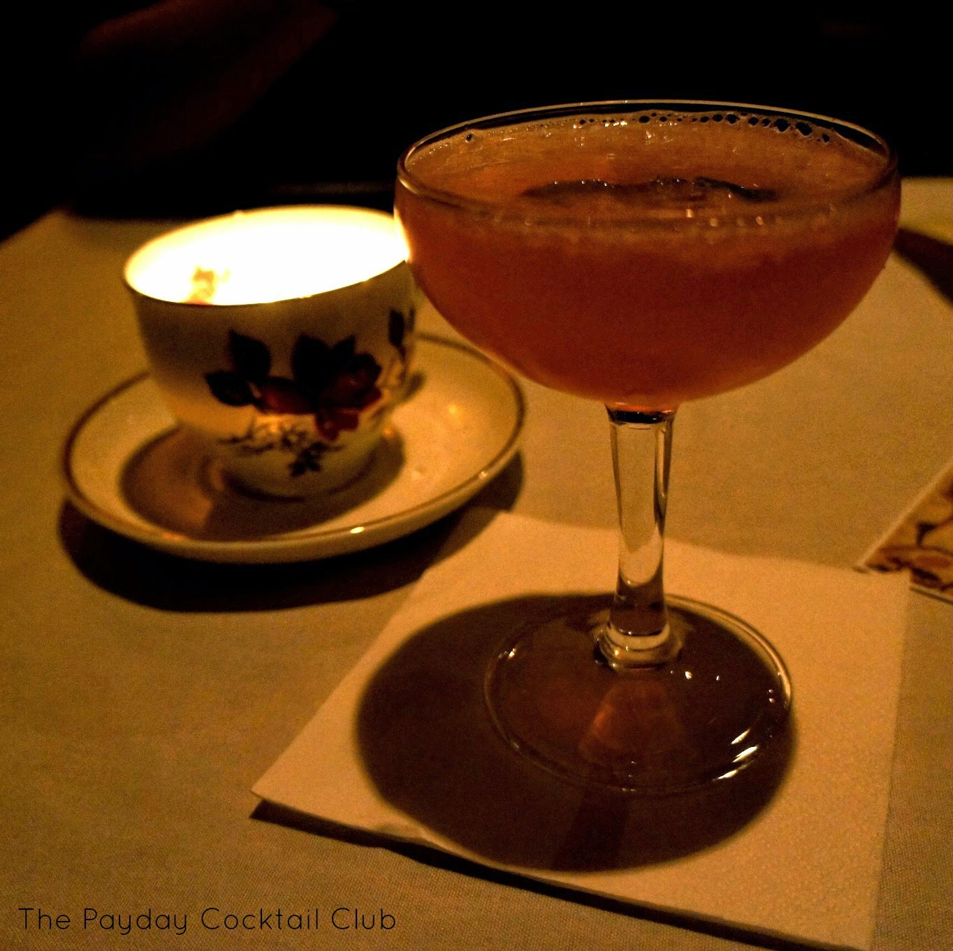 Bourne & Hollingsworth Fitzrovia Cocktail Bar Review