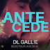 Blog Tour - Antecedent by DL Gallie